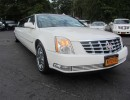 2007, Cadillac DTS, Sedan Stretch Limo, Royale
