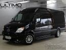 2012, Mercedes-Benz Sprinter, Van Executive Shuttle, Midwest Automotive Designs