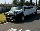 2003, Hummer H2, SUV Stretch Limo, LA Custom Coach