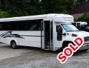2005, Chevrolet C5500, Mini Bus Limo, LGE Coachworks