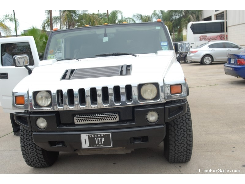 Used 2003 Hummer H3 SUV Stretch Limo Legendary - $34,500 ...