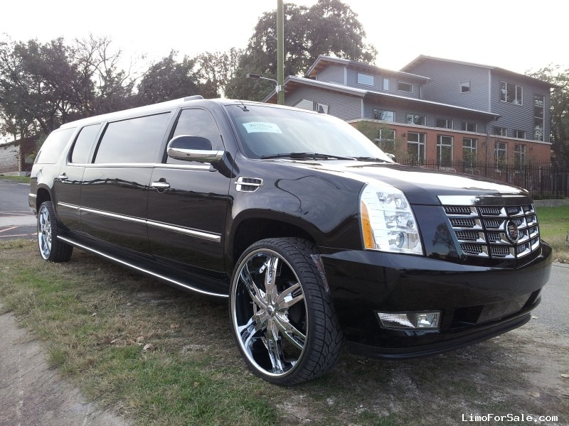 new 2007 cadillac escalade suv stretch limo oem ausitn texas 50 000 limo for sale. Black Bedroom Furniture Sets. Home Design Ideas