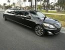 2012, Hyundai Genesis, Sedan Stretch Limo, American Limousine Sales