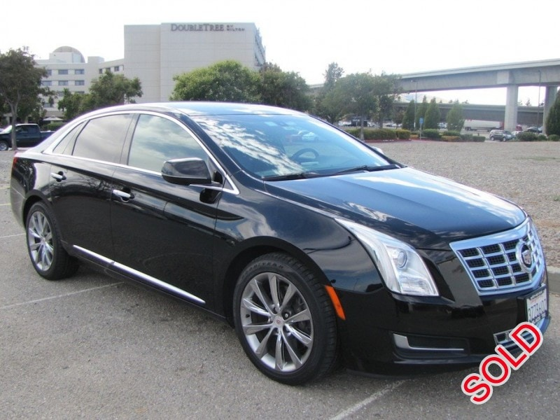 Used 2013 Cadillac Xts L Sedan Limo Pleasanton California 19 500 Limo For Sale