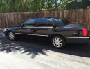 2010, Lincoln Town Car L, Sedan Limo, Executive Coach Builders