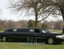 2007, Lincoln Town Car, Sedan Stretch Limo, Royale