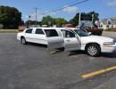 2003, Lincoln Town Car, Sedan Stretch Limo, Springfield
