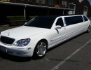 2001, Mercedes-Benz S Class, Sedan Stretch Limo, Royal Coach Builders