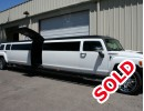 2008, Hummer H3, SUV Stretch Limo, American Limousine Sales