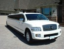 2007, Infiniti QX56, SUV Stretch Limo, EC Customs