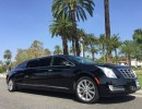 2014, Cadillac XTS, Sedan Stretch Limo, American Limousine Sales