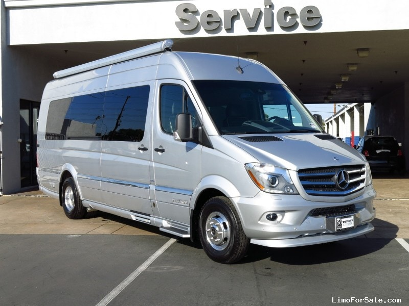 New 2015 mercedes benz sprinter van shuttle tour for Mercedes benz van 2015