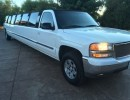 2001, GMC Yukon XL, SUV Stretch Limo, Nova Coach