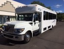 2013, IC Bus AC Series, Mini Bus Shuttle / Tour, Starcraft Bus