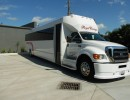 2012, Ford F-750, Mini Bus Shuttle / Tour, Tiffany Coachworks
