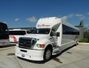 Used 2012 Ford F-750 Mini Bus Shuttle / Tour Tiffany Coachworks - Houston, Texas - $85,000