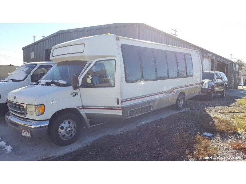 Used 1997 Ford E-450 Van Shuttle / Tour Krystal - Denver, Colorado - $11,500