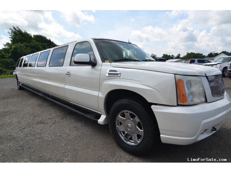 used 2002 cadillac escalade suv stretch limo empire coach north east pennsylvania 15 900. Black Bedroom Furniture Sets. Home Design Ideas