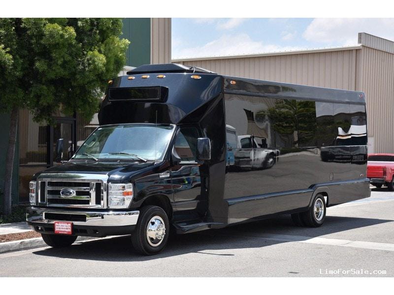 Used 2011 Ford E-450 Mini Bus Limo Tiffany Coachworks - Fontana, California - $47,900