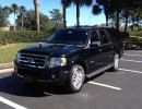 2008, Ford Expedition, SUV Limo, Southwest Professional Vehicles