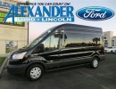 2016, Ford Transit, Van Limo, Quality Coachworks