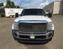 Used 2012 Ford F-550 Truck Stretch Limo Executive Coach Builders - Edmonton, Alberta   - $94,500
