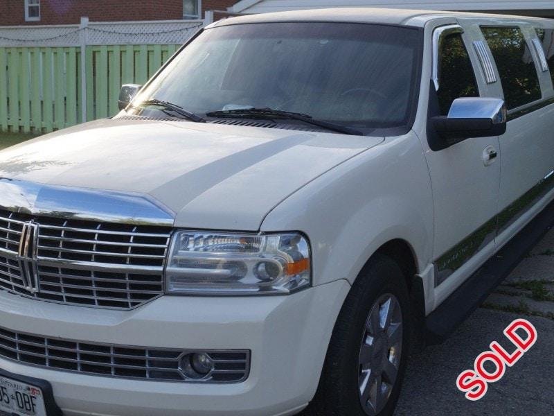 Used 2008 Lincoln Navigator L SUV Stretch Limo DaBryan - Toronto, Ontario - $45,000