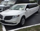 2016, Lincoln MKT, Sedan Stretch Limo, Executive Coach Builders