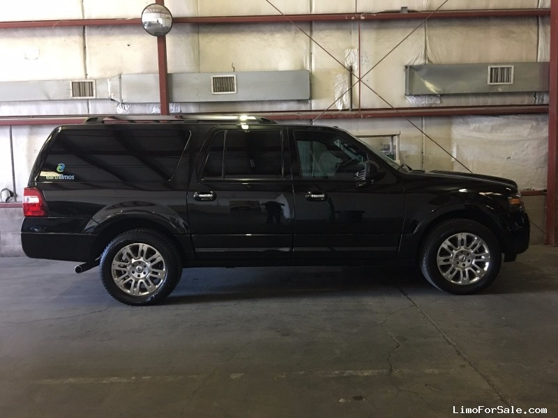 used 2012 ford expedition el suv limo las vegas nevada 13 500 limo for sale. Black Bedroom Furniture Sets. Home Design Ideas