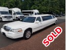 2004, Lincoln Town Car, Sedan Stretch Limo, US Coachworks