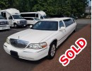 Used 2004 Lincoln Town Car Sedan Stretch Limo US Coachworks, New Jersey    - $6,900