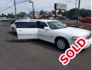 2007, Lincoln Town Car, Sedan Stretch Limo, Federal