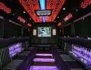 Used 2009 Ford E-450 Mini Bus Limo Glaval Bus - Fontana, California - $41,900