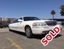 Used 2006 Lincoln Town Car L Sedan Stretch Limo Tiffany Coachworks - Hayward, California - $5,599