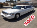 Used 2006 Lincoln Town Car L Sedan Stretch Limo Tiffany Coachworks - Hayward, California - $5,599