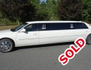 2011, Cadillac DTS, Sedan Stretch Limo, DaBryan