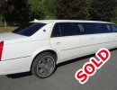Used 2011 Cadillac DTS Sedan Stretch Limo DaBryan - Plymouth Meeting, Pennsylvania - $44,500