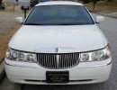 1998, Lincoln Town Car, Sedan Stretch Limo