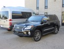 2014, Lexus LX 570, SUV Limo, Battisti Customs