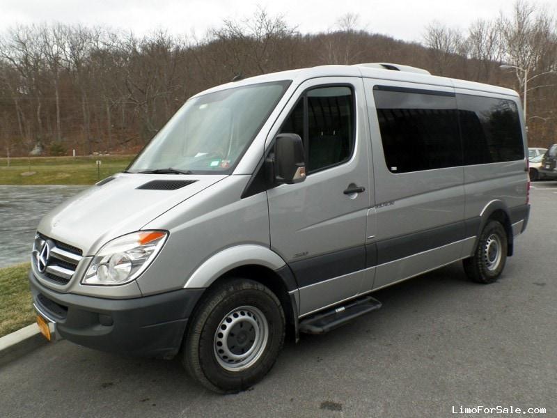 Used 2013 Mercedes Benz Sprinter Van Shuttle Tour