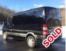 Used 2014 Mercedes-Benz Sprinter Van Shuttle / Tour  - Tuxedo Park, New York    - $30,097