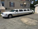 Used 2005 Lincoln Town Car Sedan Stretch Limo S&R Coach - New Bedford, Massachusetts - $18,900