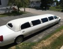 Used 2005 Lincoln Town Car Sedan Stretch Limo S&R Coach - New Bedford, Massachusetts - $25,600