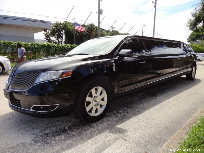 used 2014 lincoln mkt sedan stretch limo executive coach