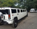 Used 2006 Hummer H2 SUV Stretch Limo Empire Coach - No. Plainfield, New Jersey    - $27,995.00
