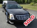 2006, Cadillac DTS, Funeral Hearse, Federal