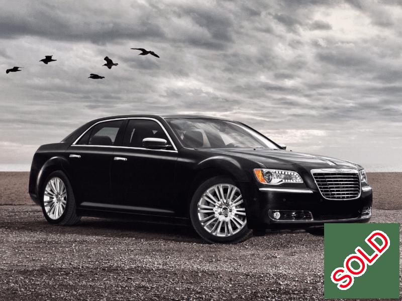 Used 2012 Chrysler 300 Sedan Limo  - Shrewsbury, Massachusetts - $5,875