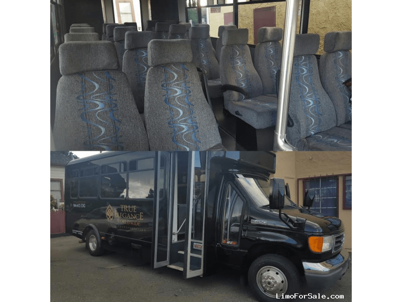 Used 2006 Ford E-450 Mini Bus Shuttle / Tour Glaval Bus - Fairfield, California - $13,000