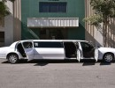 2011, Lincoln Town Car, Sedan Stretch Limo, Krystal