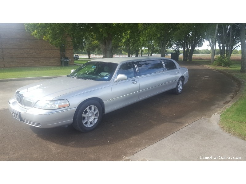Used 2008 Lincoln Town Car Sedan Stretch Limo DaBryan - Melissa, Texas - $38,000